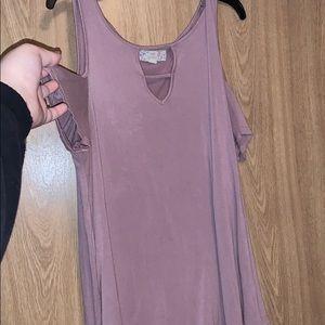 Mauve Pink Republic blouse